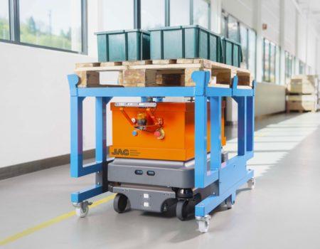 Mobile Industrial Robots (MiR)